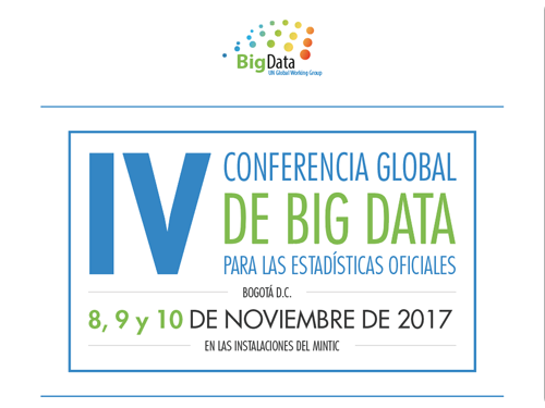 Inicia la IV Conferencia Global de Big Data